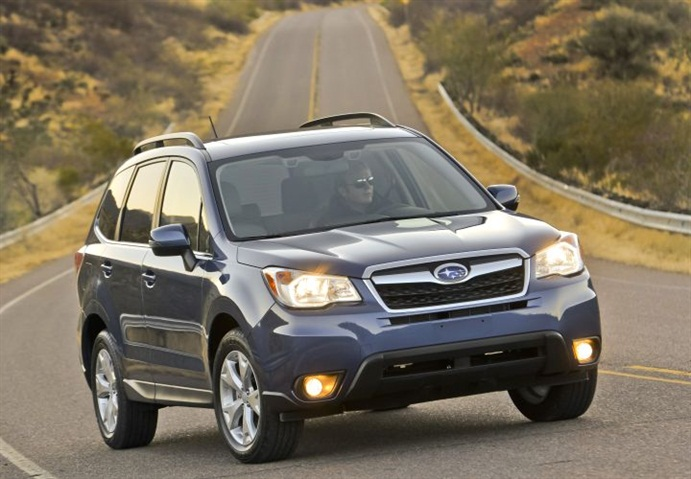 Consumer Reports Best SUV 2014