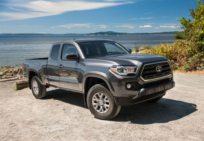 gallery photo of 2016 tacoma sr5 access cab courtesy of toyota toyota sets 2016 tacoma. Black Bedroom Furniture Sets. Home Design Ideas