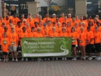 LeasePlan USA Employees Take Part in Corporate Challenge