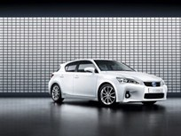 All-New Lexus CT 200h Premium Compact Hybrid Makes North American Debut