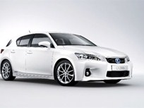Lexus CT 200h Offers Standard Drive Mode Select with Four Driving Modes