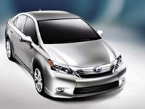 All-New Lexus HS 250h