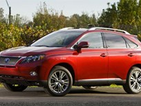 Lexus Announces Pricing for All-New 2010 RX 450h and 2010 IS Convertible
