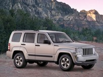 2008 Jeep Liberty Revealed at New York Auto Show