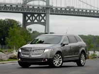 Lincoln MKT Adds to Ford's Industry-Leading Number of Five-Star Crash Test Ratings