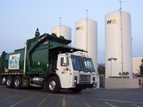 Waste Management Adds 1,000th Natural Gas Truck to Fleet