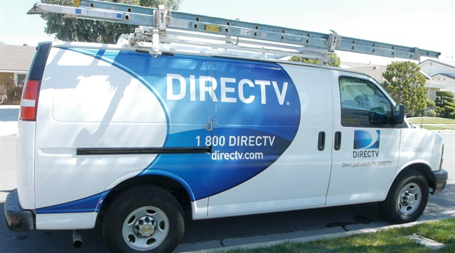 Photo courtesy of DIRECTV.
