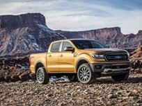 2019 Ford Ranger Production to Begin in Late 2018