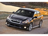 Subaru Recalls Legacy, Outback for Wiper Motors