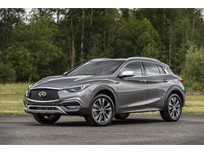 2017 Infiniti QX30 SUVs Recalled for Air Bags
