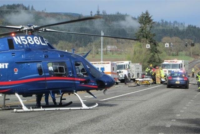 Photo courtesy of the Oregon State Police.