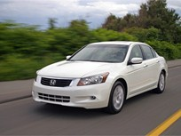 Honda Accords Recalled for Air Bag Sensors