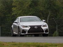 Lexus Develops New Safety Package for 2015