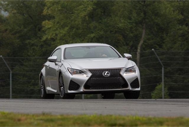 Photo courtesy of Lexus/Toyota.