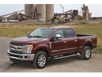 Ford Super Duty's Tech Boosts Sales