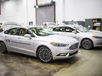 Ford to Expand Autonomous Fleet for 2017