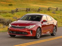 2016 Kia Optima Earns Top Safety Award