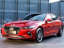 Genesis Reveals G70 Luxury Sedan
