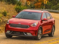 2017 Kia Niro Hybrid Crossover Starts at $23,790