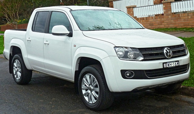 2011 VW Amarok Ute. Photo via Wikipedia