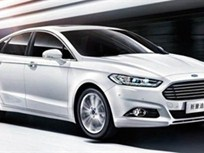Ford Sales up 50% in China for 2013