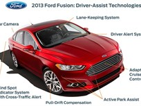 Ford Survey: Drivers Want Safety Features that Bolster Awareness of Hazards