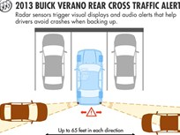 Buick Verano, Encore to Feature Active Safety Systems