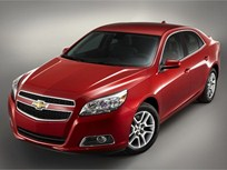 Chevrolet Malibu Eco, Hyundai Azera & Toyota Prius c Named Top Safety Picks