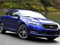 2013 Ford Taurus and Explorer, Lincoln MKS Draw NHTSA's Highest NCAP Overall Score