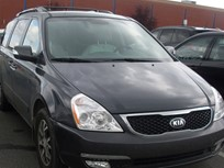 Kia Recalls Sedona Minivans for Hood Latch