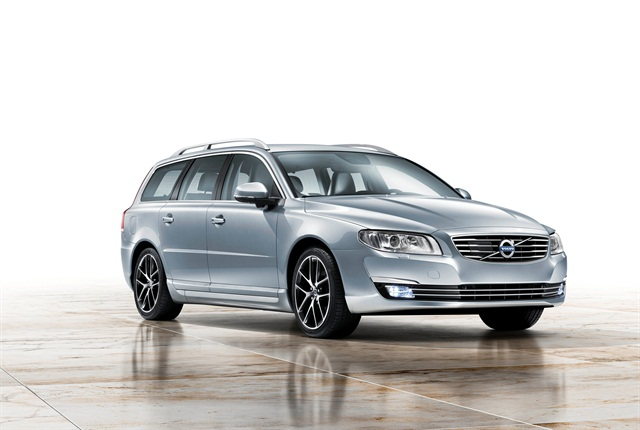 Photo of 2015 V70 courtesy of Volvo.