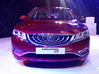 Geely Launches Flagship Vehicle in Saudi Arabia