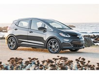 Chevrolet Bolt EV Heading to Middle East
