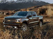Mich. Plant Will Build 2019 Silverado's Diesel Engine