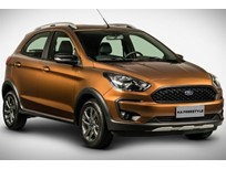 Ford Reveals New CUV for Global Markets