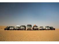 Daimler Opens Commercial Vehicle Center in Dubai
