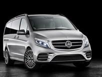Mercedes-Benz Debuts Plug-In Hybrid Concept Van