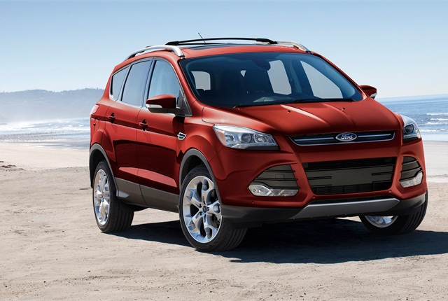 Photo of Ford Escape courtesy of Ford.