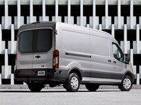 Ford Announces Transit's MPG, Gas Engine Torque