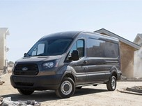 Ford Recalls Transit Vans for Axle Shafts