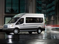 Ford Recalls Transit Wagons for Seat Belts