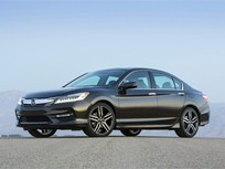 Honda Accord Models Draw Top IIHS Safety Award