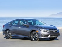 Honda Recalls Civic for Parking Brake