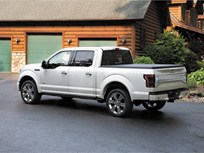 Ford Recalls F-150 Pickups to Update Software