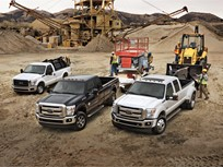 Ford Recalls F-Series Super Duty Trucks for Tires