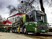 UK Infrastructure Company Improves Safety with Econic Tippers