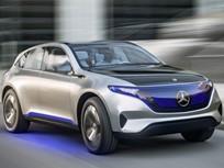 Mercedes-Benz Unveils Concept SUV EV