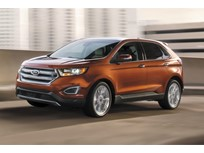 Ford Recalls Edge SUVs for Windshield Headers