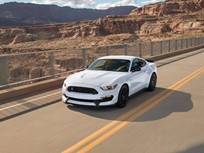 Ford Recalls Mustang for Door Handle