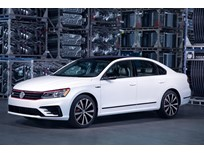 Sporty 2018 Passat GT to Debut in Detroit